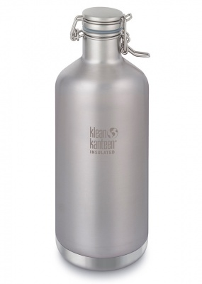 Vacuum Insulated Growler 1900ml (64oz) Free UK delivery